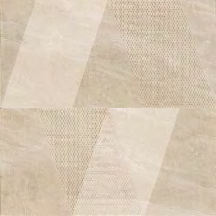 Декор 40х80 см Gardenia Orchidea Unique Marmi 57772 Cream Decoro Rombi 40x80